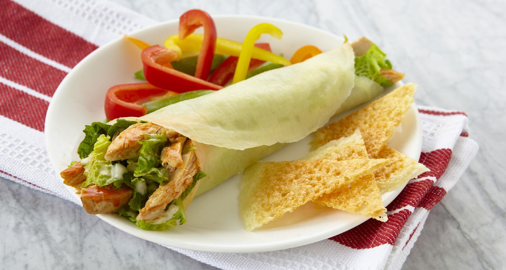 Folios Cheese Wraps Go Viral with Keto-Dieters