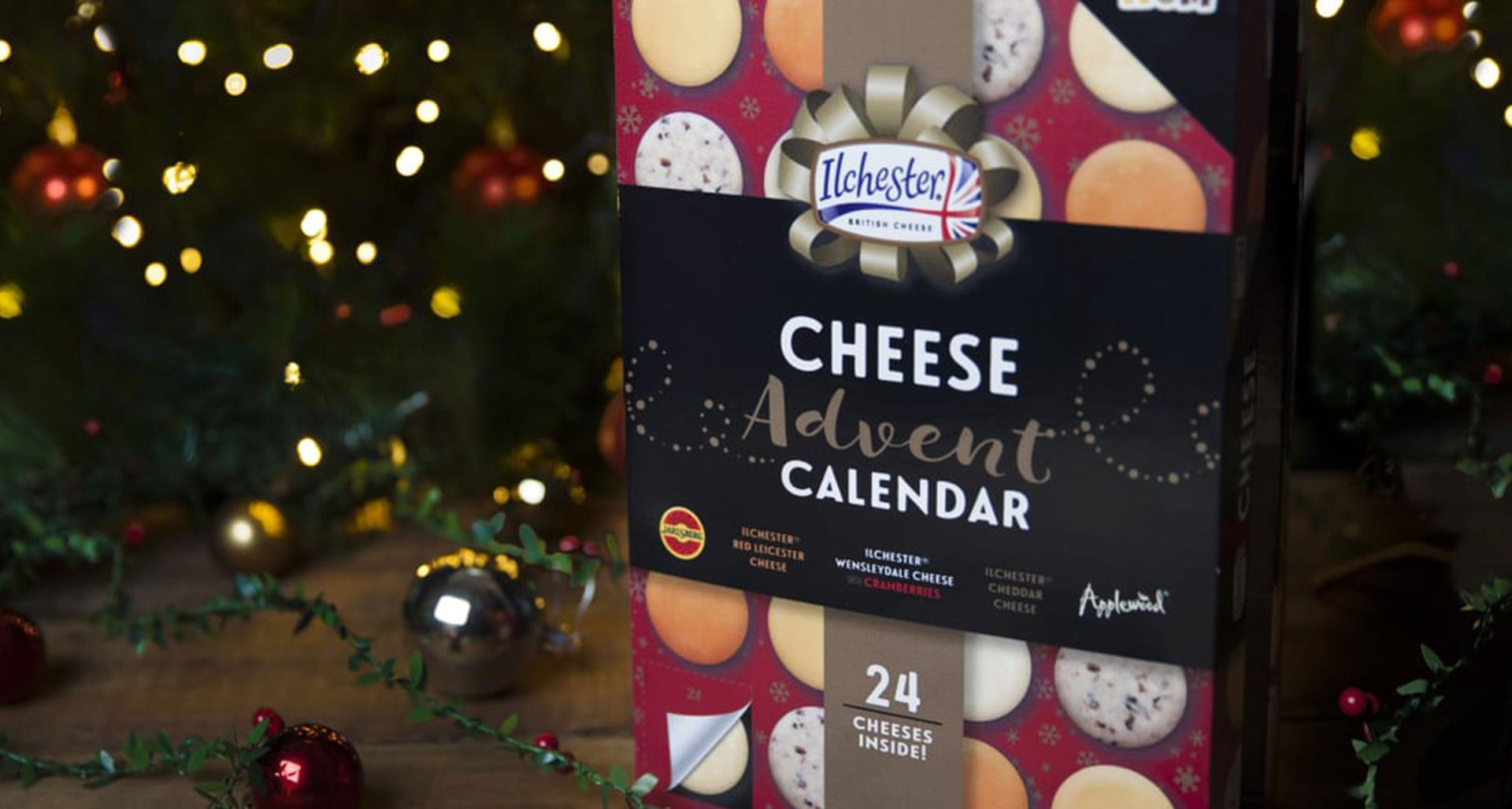 Ilchester Holiday Cheese Advent Calendar Available at More US Retailers