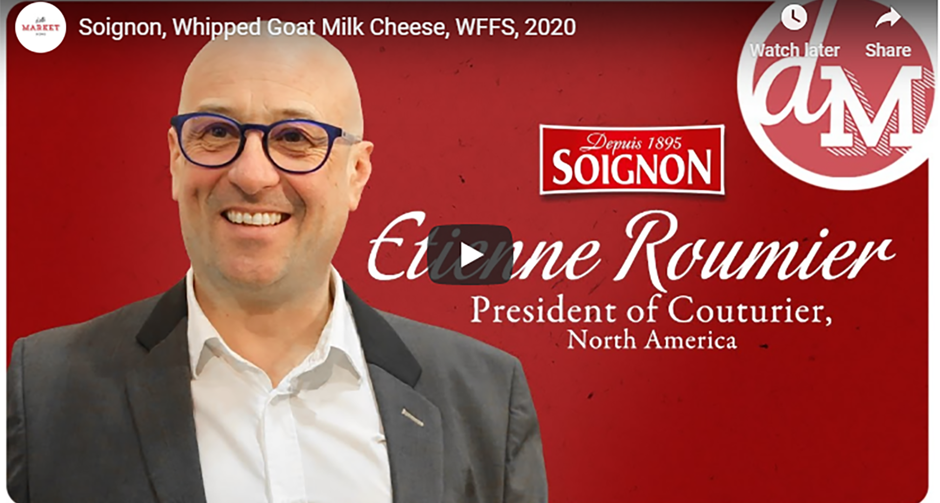 Soignon Brand Debuts Whipped Goat Cheese Innovation